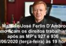 PALESTRA: COMO FICAM OS SEUS DIREITOS TRABALHISTAS APÓS AS MP'S 927 E 936: