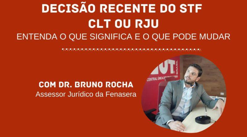 Live Dr. Bruno Rocha