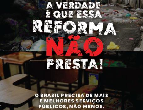 Cartilha Reforma Administrativa