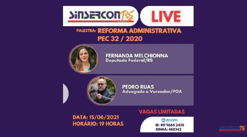 Live Reforma Administrativa